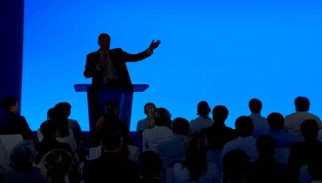 Improve your presentation capacities